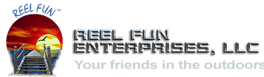 Reel fun enterprises llc logo