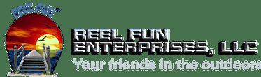 Reel fun enterprises llc logo