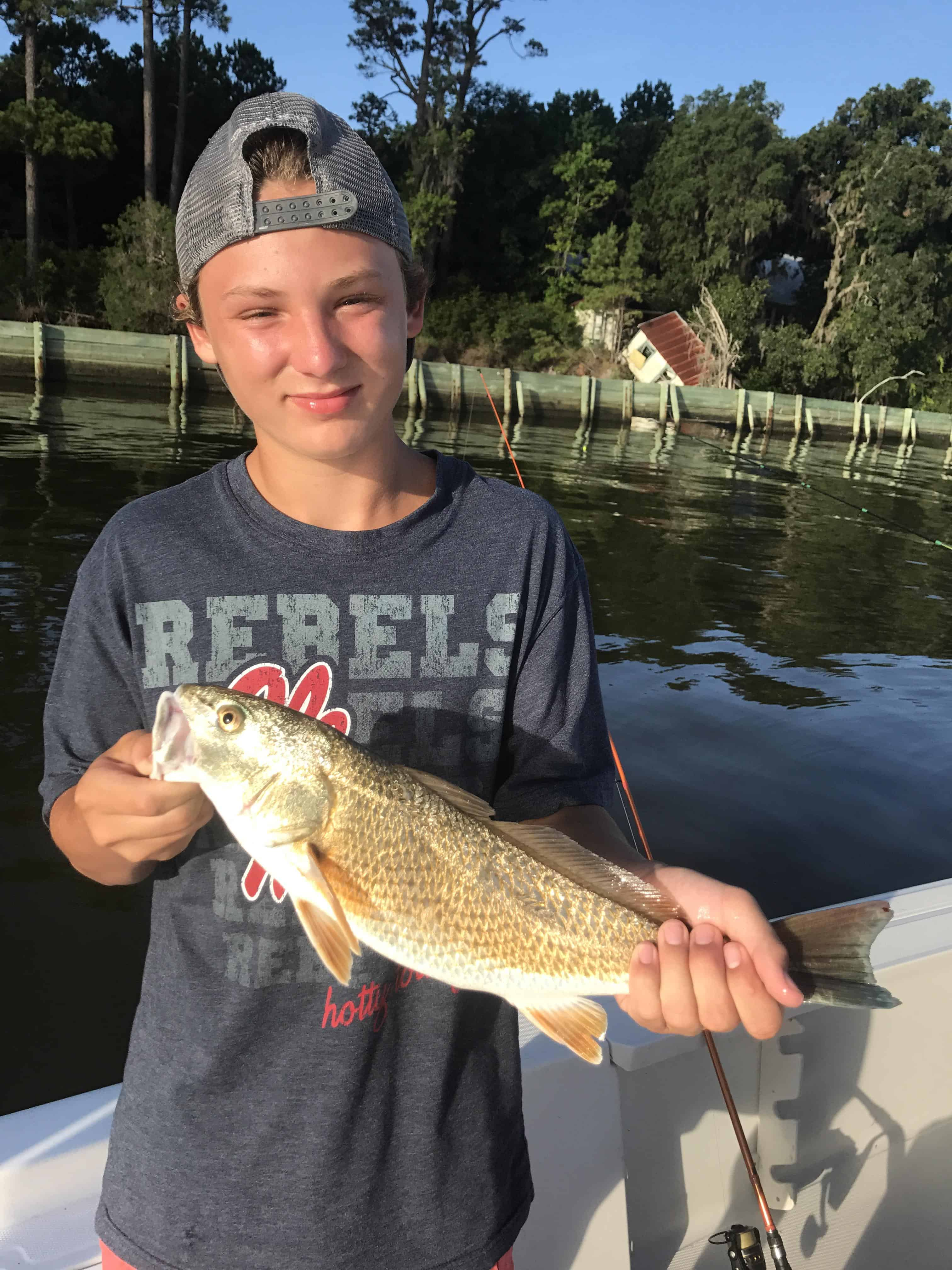 Ugly fishing charter fishing for Fort morgan fishing charters