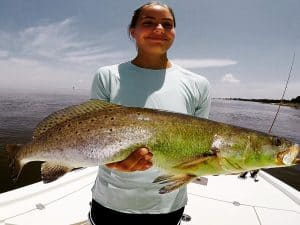 gulf shores fishing charter trophy speckled trout