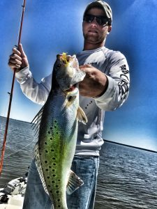 speckled trout fishing