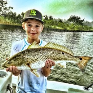 Fairhope fishing charters captain patric garmeson mobie bay jubilee