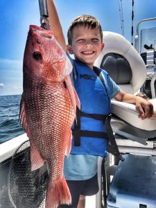 2019 alabma red snapper season dauphin island fishing charter