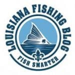 Louisana fishing blog logo