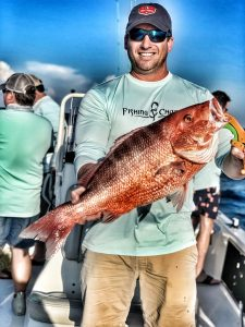 Red snapper fishing guide