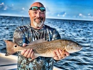 Gulf Shores inshore fishing charter