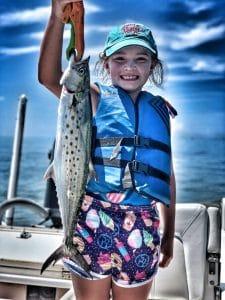 Gulf Shores Spanish Mackerel Fishing