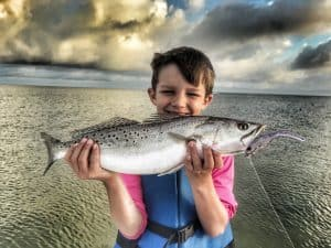 best lure for speckled trout in mobile bay slick lure