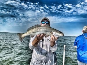 big speckled trout fishing mobile bay