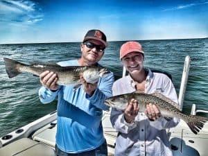 mobile bay inshore fishing charters