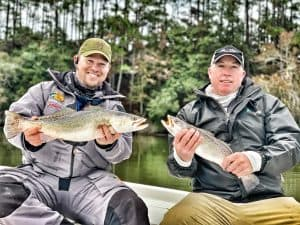 theodore canal trophy speckled trout