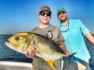 jack crevalle fishing mobile bay