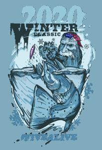 Winter Classic 2020 logo