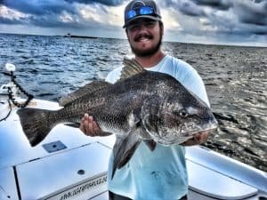 Mobile Bay fishing guide