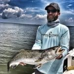huge speckled trout mobile bay