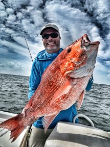 dauphin island red snapper
