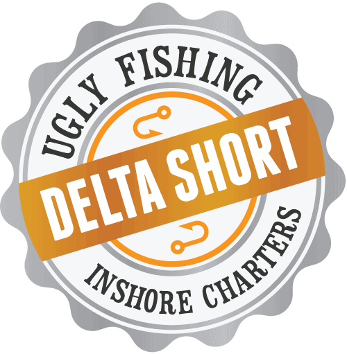 ugly-fishing-delta-short-badge-mobile-bay-inshore-fishing-charters-eastern-shore-fort-morgan-orange-beach-gulf-shores
