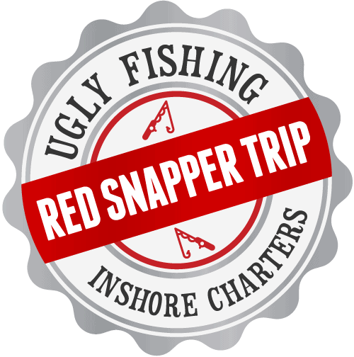 ugly-fishing-red-snapper-trip-badge-mobile-bay-inshore-fishing-charters-eastern-shore-fort-morgan-orange-beach-gulf-shores